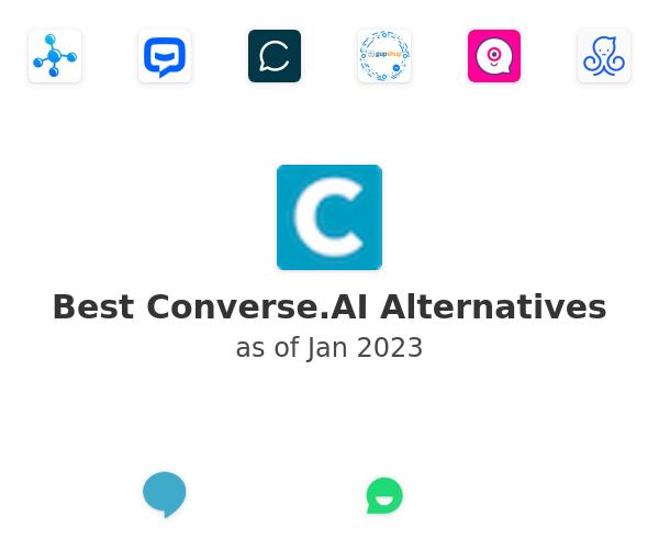 Best Converse.AI Alternatives