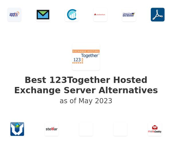 Best 123Together Hosted Exchange Server Alternatives
