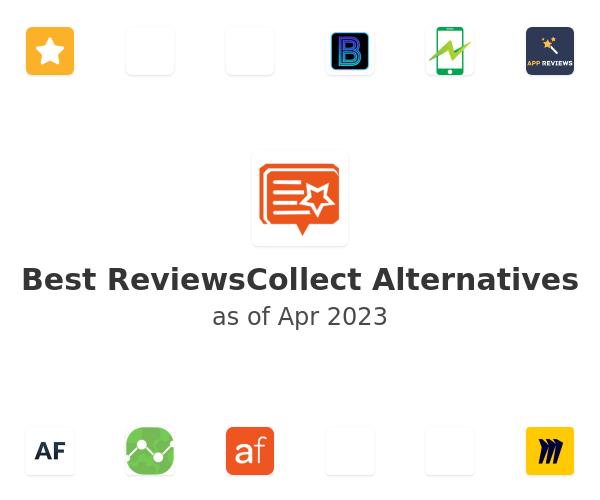 Best ReviewsCollect Alternatives