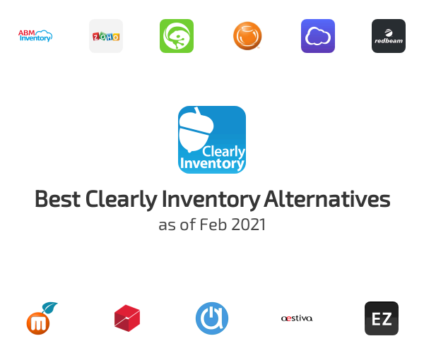 Best Clearly Inventory Alternatives