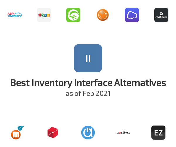 Best Inventory Interface Alternatives