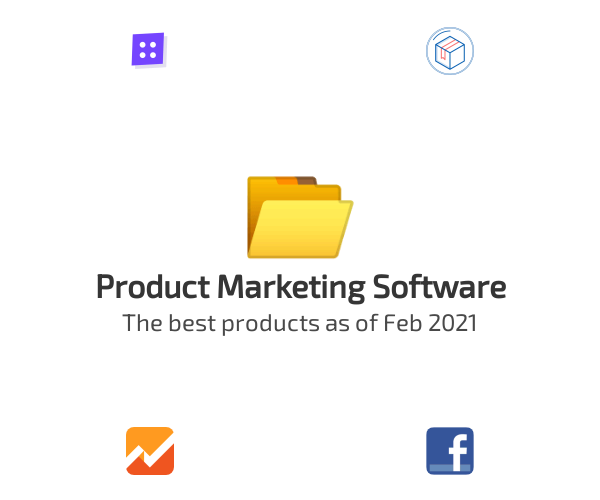 Product Marketing Software