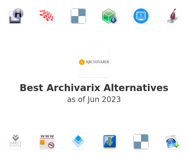 Best Archivarix Alternatives