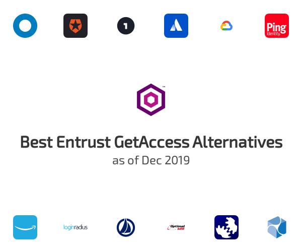 Best Entrust GetAccess Alternatives