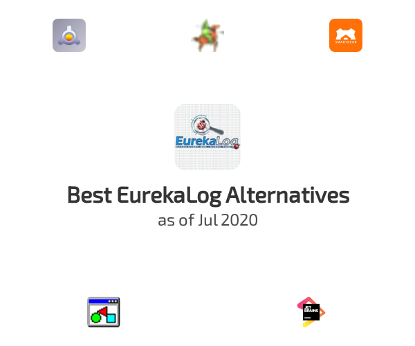 Best EurekaLog Alternatives