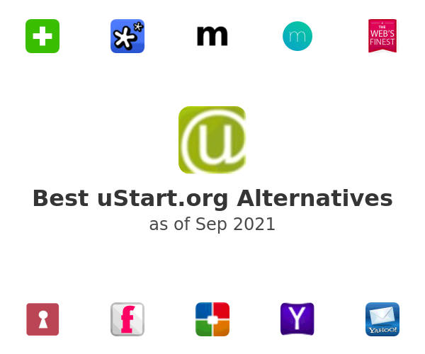 Best uStart.org Alternatives