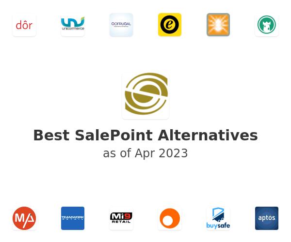 Best SalePoint Alternatives