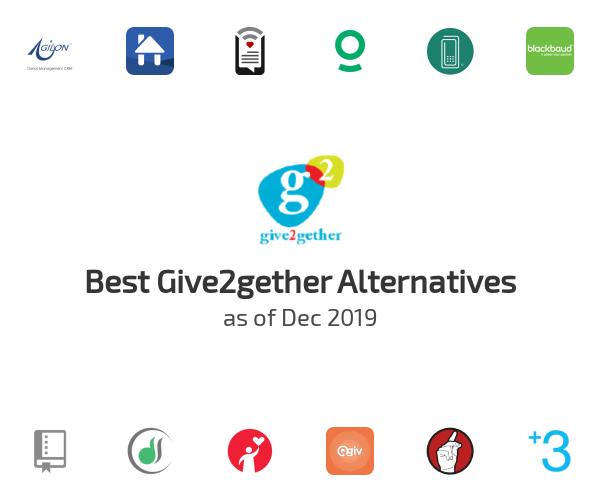 Best Give2gether Alternatives