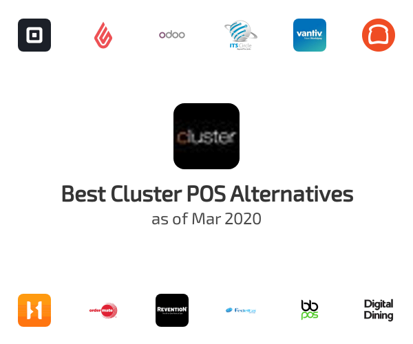 Best Cluster POS Alternatives
