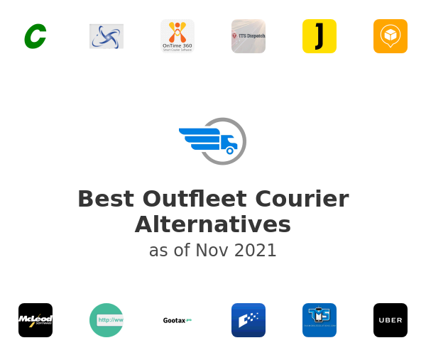 Best Outfleet Courier Alternatives