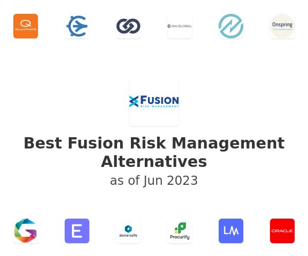 Best Fusion Risk Management Alternatives