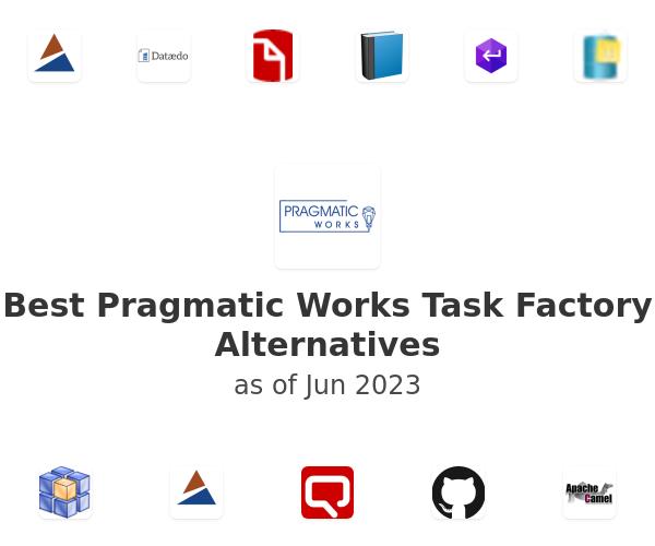 Best Pragmatic Works Task Factory Alternatives