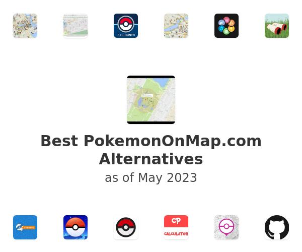 Best PokemonOnMap.com Alternatives