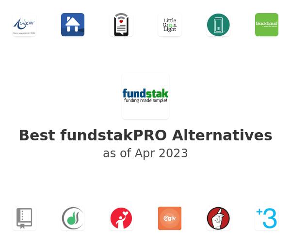 Best fundstakPRO Alternatives