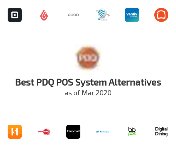 Best PDQ POS System Alternatives