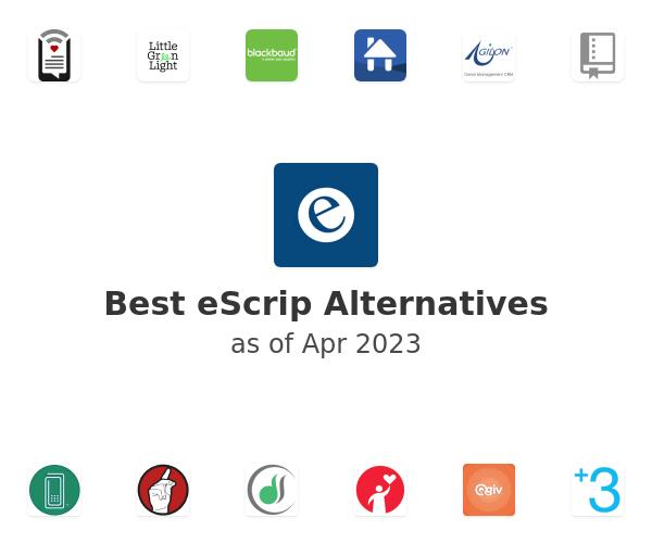 Best eScrip Alternatives