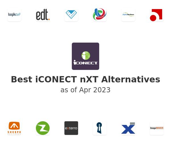 Best iCONECT nXT Alternatives