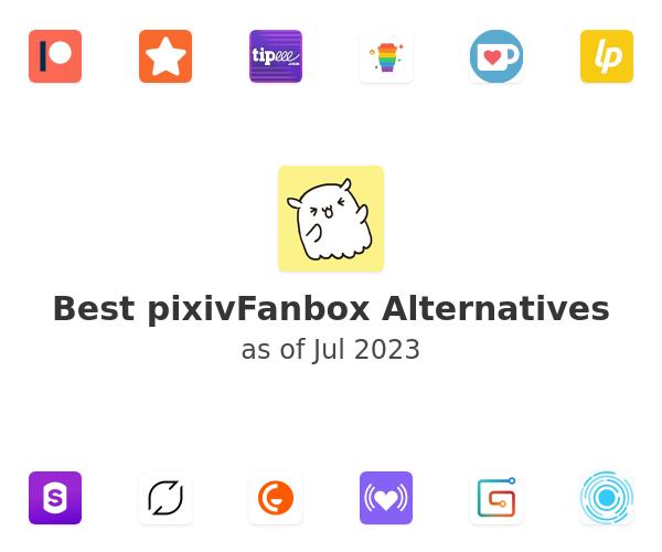 Best pixivFanbox Alternatives