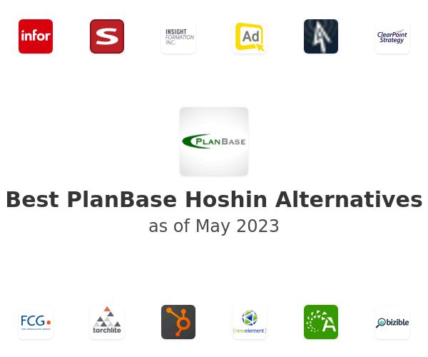 Best PlanBase Hoshin Alternatives