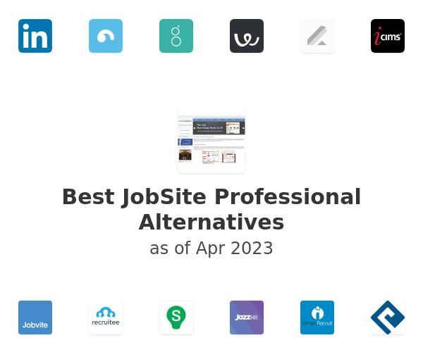 Best JobSite Professional Alternatives