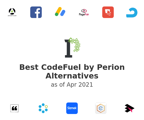 Best CodeFuel by Perion Alternatives