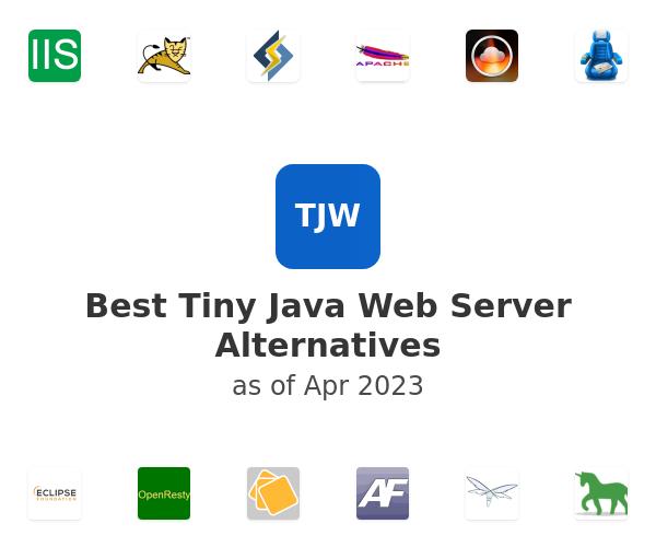 Best Tiny Java Web Server Alternatives