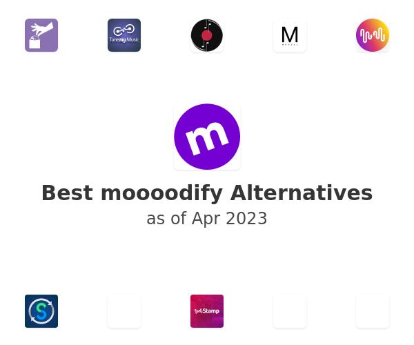 Best moooodify Alternatives