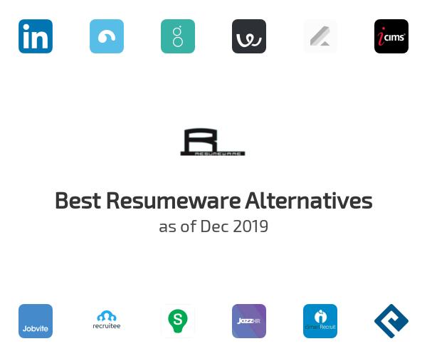Best Resumeware Alternatives