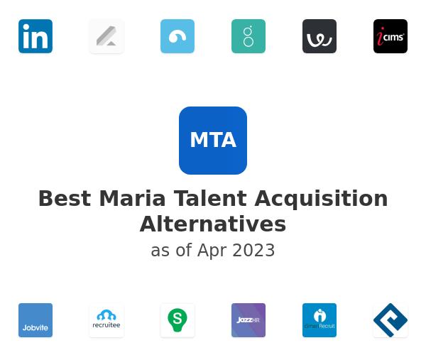 Best Maria Talent Acquisition Alternatives