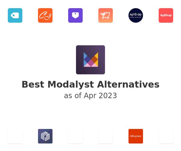 Best Modalyst Alternatives