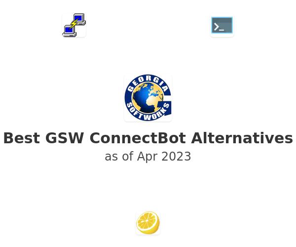 Best GSW ConnectBot Alternatives