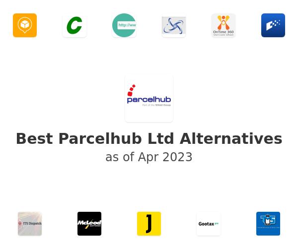 Best Parcelhub Ltd Alternatives