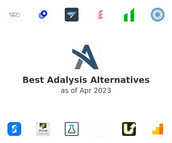 Best Adalysis Alternatives