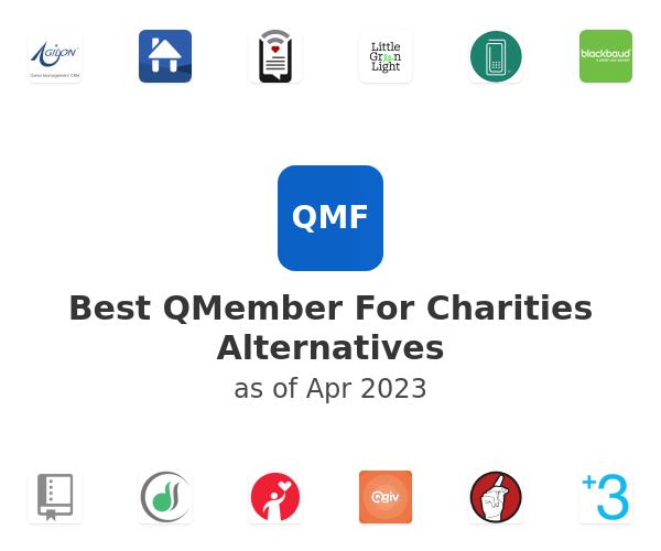 Best QMember For Charities Alternatives