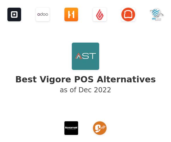 Best Vigore POS Alternatives