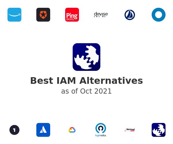 Best IAM Alternatives