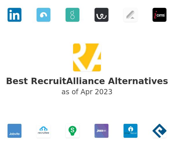 Best RecruitAlliance Alternatives