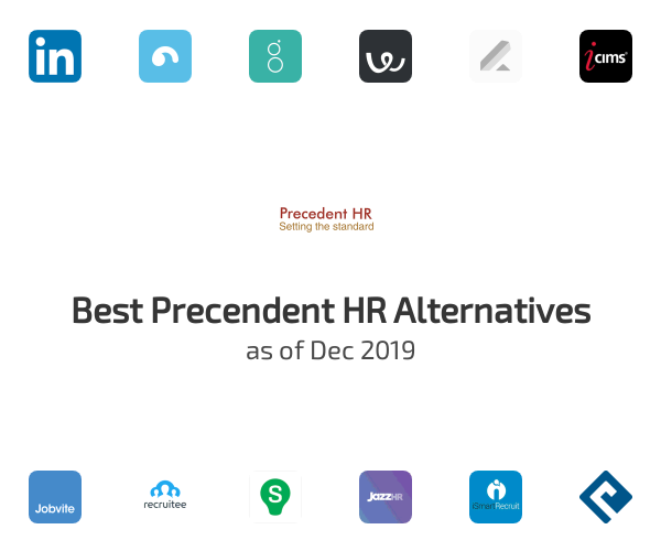 Best Precendent HR Alternatives