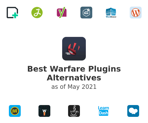 Best Warfare Plugins Alternatives