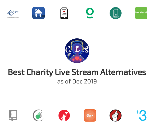 Best Charity Live Stream Alternatives