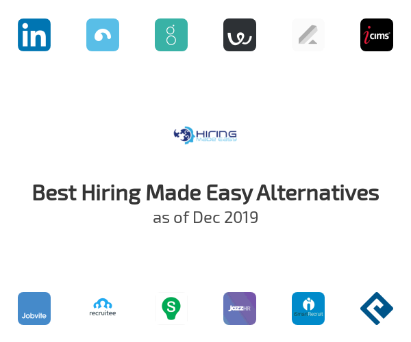 Best Hiring Made Easy Alternatives