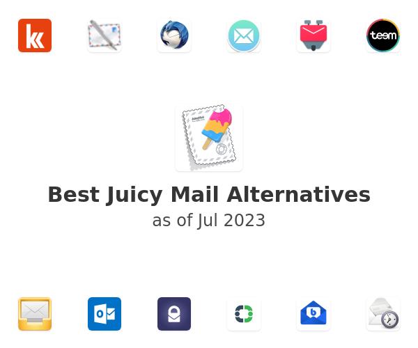 Best Juicy Mail Alternatives