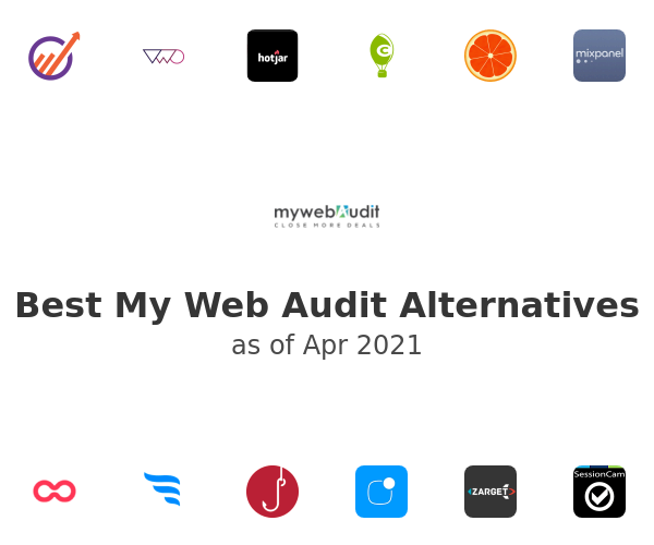 Best My Web Audit Alternatives