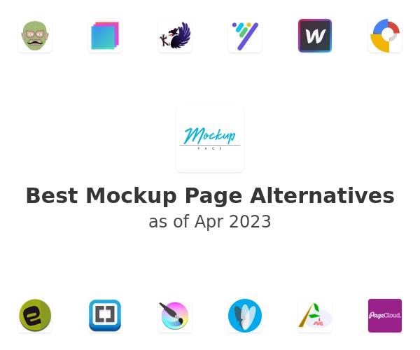 Best Mockup Page Alternatives