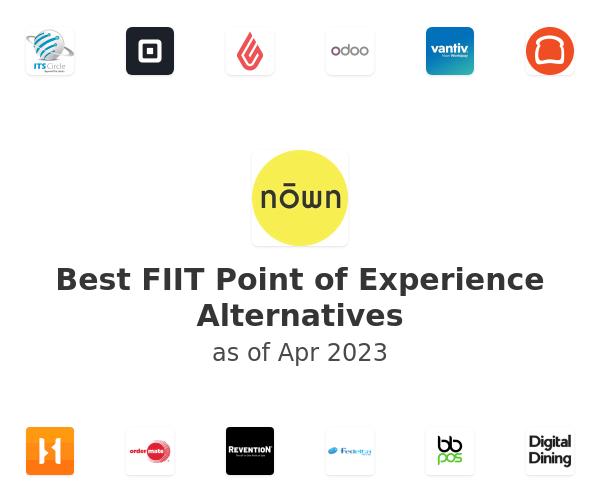 Best FIIT Point of Experience Alternatives