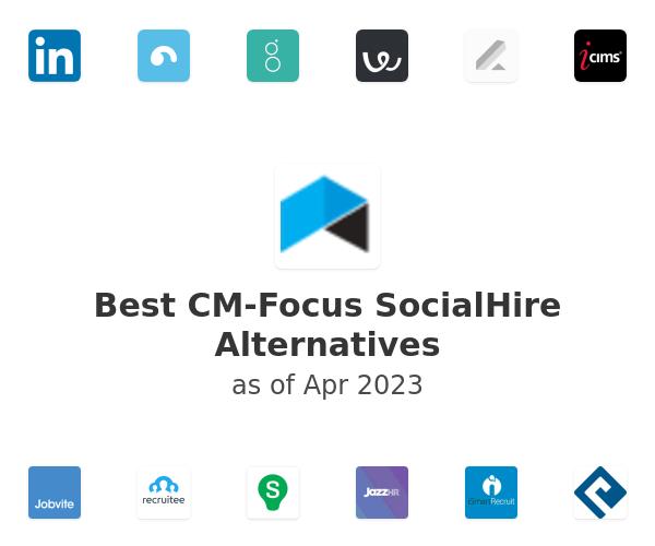 Best CM-Focus SocialHire Alternatives