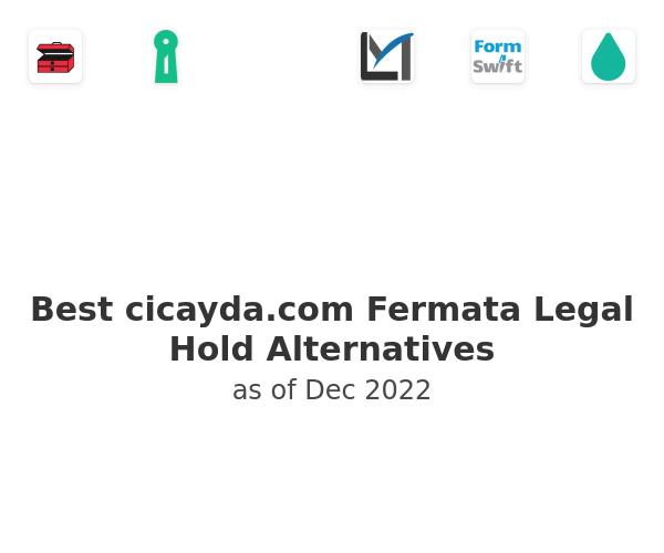 Best Fermata Legal Hold Alternatives