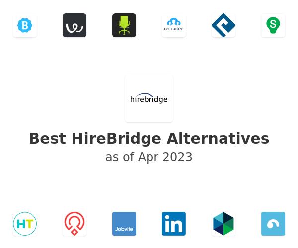 Best HireBridge Alternatives
