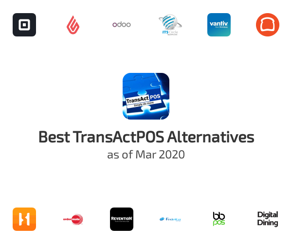 Best TransActPOS Alternatives