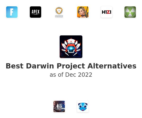 Best Darwin Project Alternatives